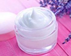 Crème de jour à la lavande pour le visage
