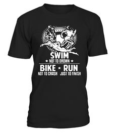 swim bike run  #yoga #idea #shirt #tzl #gift #gym #fitness