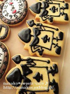 アリスのアイシングクッキー*トランプ兵
