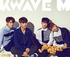 Seungsik, Heochan, Byungchan, Subin  VICTON