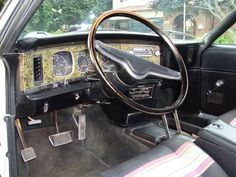 Hemmings Find of the Day – 1973 AMC Javelin | Pierre Cardin trim.
