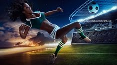 Football girls, football soccer, soccer fifa, soccer girls, brazil world cu Brazil World Cup, World Cup 2014, Fifa World Cup, Soccer World, Play Soccer, Soccer Fifa, Sports Party, Kids Sports, Jack Black