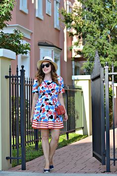 History In High Heels: Outfit: Dream in Color