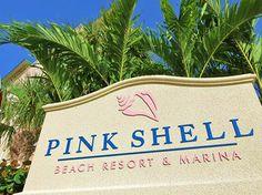 Pink Shell Beach Resort & Marina, Fort Myers Beach, Lee County, Florida ~f~4