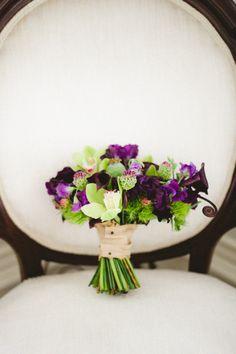 perfect pops of purple