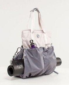love this gym/yoga bag! More