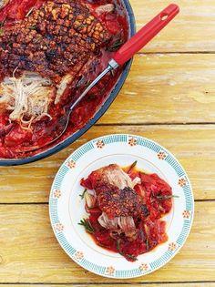 Piri Piri Pork Belly   Pork Recipes   Jamie Oliver