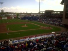 First pitch of 2012 baseball ... http://pic.twitter.com/YjMAFhYx