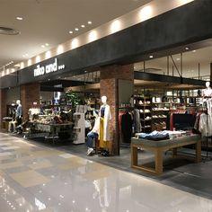 4/28(金)  niko and ... LECT店がグランドオープン! | NEWS | ニコアンド(niko and ...)