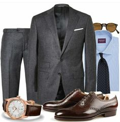 Luxury & Vintage Madrid, offers you the best selection of contemporary and vintage clothes from around the world, discover our luxury brands Gents Fashion, Best Mens Fashion, Mens Fashion Suits, Mens Suits, Womens Fashion, Business Casual Men, Business Outfits, Sharp Dressed Man, Well Dressed Men
