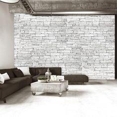 Carta da Parati - White Brick