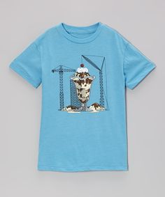 Ocean Workin' on a Sundae Tee - Toddler & Boys | Daily deals for moms, babies and kids