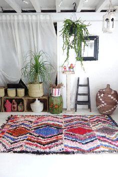 - モロッコラグ ボ・シャルウィットの専門店「Maroc」