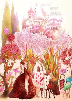 Song Gum-Jin, Alice in Wonderland