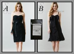 """~Which little black dress """"LBD"""" are you?!~"""