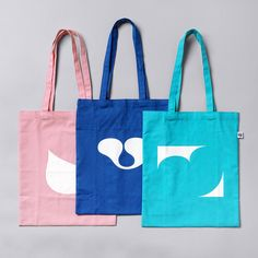 768d71e0ca7e Brand identity and branded tote bags by Studio fnt for 20th Bucheon  International Fantastic Film Festival