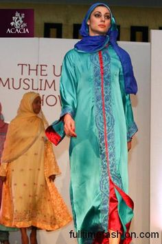 Acacia Label at Urban Muslim Woman Show London