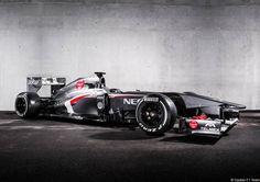 Sauber C32 - Formula 1 - 2013