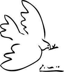 Pablo Picasso, La colomba della Pace.