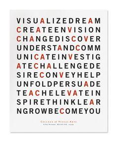 Typography :: Become You - Baubau Haus (Cartazes para todos os gostos)