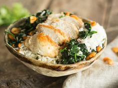 Indisches Hühnchen auf Kokosnuss-Reis_mag