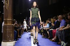 Sacai Ready To Wear Spring Summer 2015 Paris