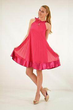 Φόρεμα κοντό, άλφα γραμμή