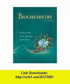 Biochemistry, Fifth Edition   Lecture Notebook (9780716798040) Jeremy M. Berg, John L. Tymoczko, Lubert Stryer , ISBN-10: 0716798042  , ISBN-13: 978-0716798040 ,  , tutorials , pdf , ebook , torrent , downloads , rapidshare , filesonic , hotfile , megaupload , fileserve