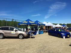 It is a GREAT day ! We are so excited to be out here at the Wicked Big Meet 2015 (6/7)! - Stafford Motor Speedway
