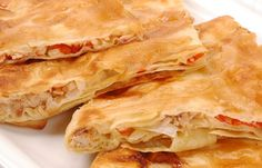 The Arabic Food Recipes kitchen (The Home of Delicious Arabic Food Recipes) invites you to try Feteer Meshaltet Arabic Pie Recipe. Enjoy the Arabic Cuisine and  learn how to make Feteer Meshaltet Arabic Pie.