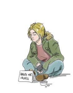 Poor Magnus