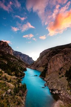 Rimrock Lake, Beartooth Mountains Photo by Andy Austin — National Geographic Your Shot