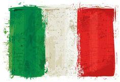 Italian flag Tattoo Italia, Pinocchio Disney, Flag Art, Irish Traditions, Instagram Design, Retro Aesthetic, Flag Design, National Flag, Cultura Pop