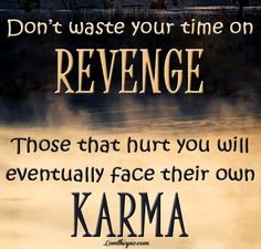 essay revenge