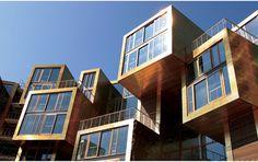 CopenhagenX - pictures of various recent architecture projects in Copenhagen, Denmark.