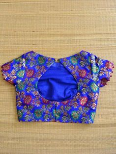 Netted Blouse Designs, Kids Blouse Designs, Hand Work Blouse Design, Simple Blouse Designs, Stylish Blouse Design, Blouse Neck Designs, Lehenga, Sarees, Traditional Blouse Designs