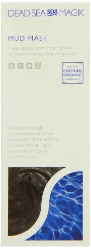 Dead Sea Spa Magik Mud Mask 75ml/2.5oz - http://best-anti-aging-products.co.uk/product/dead-sea-spa-magik-mud-mask-75ml2-5oz/