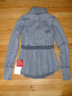 Lululemon Riding Jacket Coat Sweater Top Hoodie