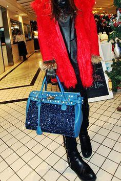 blue chloe handbag - Purses for all occasion ... on Pinterest | Shoulder Bags, Handbags ...