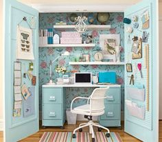 Choosing A Right Place For Home Office In Your Home #homeoffice #workspace