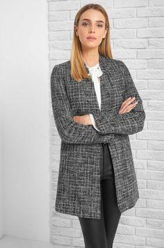 Overcoat Blazer, Jackets, Clothes, Women, Fashion, Down Jackets, Outfits, Moda, Clothing