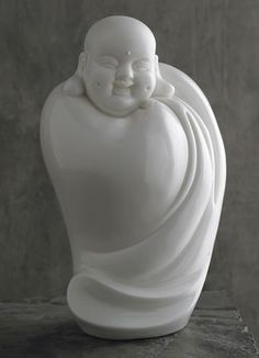 Ceramic Buddha Sculpture, Asia, From Around The World - The Museum Shop of The Art Institute of Chicago