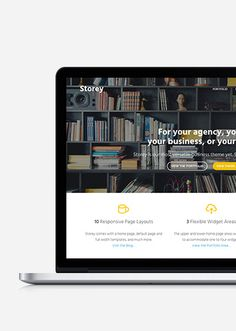 Storey - A versatile WordPress business theme. Themezilla builds premium WordPress themes and plugins. Become a member to download our entire collection.