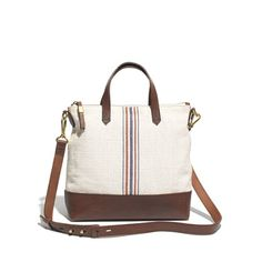 Madewell - The Mini Transport Crossbody item B0913 $128.00 now $99.50 25% off with code HIGHFIVE Free Shipping