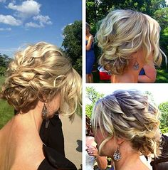 Maşalı Topuz Saç Modelleri