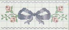 brodeuse - embroiderer - noeud - point de croix - cross stitch - Blog : http://broderiemimie44.canalblog.com/