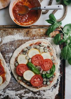 Vegetable Lover'z Pizza