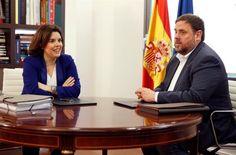 Santamaría i Junqueras coincidiran aquest vespre en un acte a Barcelona