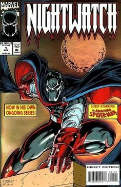 Who Is Nightwatch - Spider-Man's Potential New Addition?