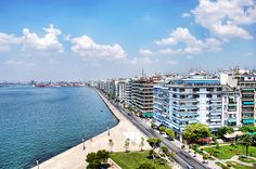 Thessaloniki, Greece - going for my birthday = D Beautiful World, Beautiful Places, Republic Of Macedonia, Cultural Capital, Thessaloniki, Amazing Adventures, Wanderlust Travel, Outdoor Activities, Europe